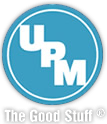 UPM cold mix repair logo with the slogan The Good Stuff