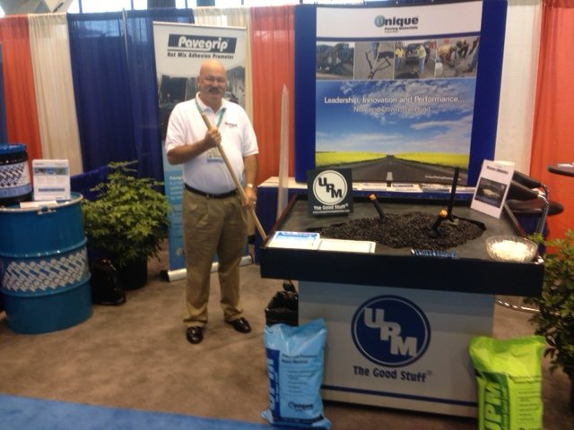 Our Michigan Sales Rep, Tim Flanagan at the National APWA Conference!