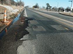Road Paving Repair