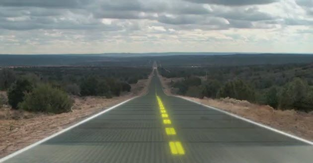 Asphalt Rules Why Solar Power Roads Are Unsustainable
