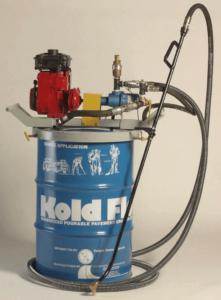 Kold-Flo Crack Filler Pump