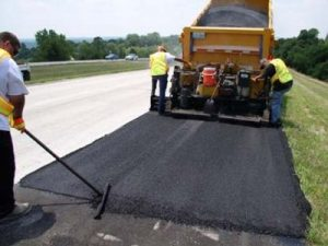 How A Road Is Paved Asphalt Paving Amp Road Maintenance
