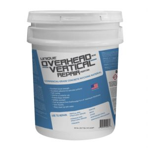 Overhead and Vertical Repair Mortar Pail product image from UNIQUE Paving Materials