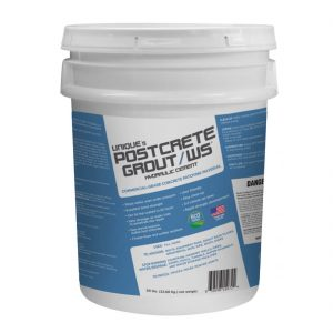 POSTCRETE GROUT/WS Hydraulic Cement Pail product image from UNIQUE Paving Materials