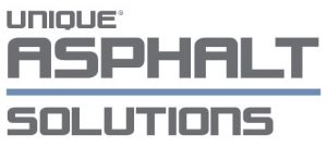UNIQUE Paving Materials Asphalt Solutions logo