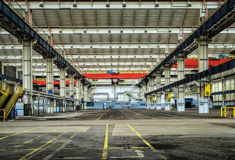 warehouse floor repair products